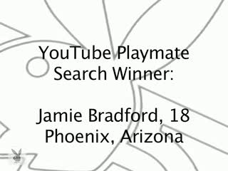 video Jamie Bradford Playboy